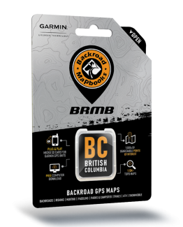 Backroad Canada GPS Maps