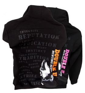 "Double U ""Reputation"" Hound Hunting Sweatshirt"