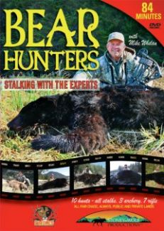 Bear Hunters Stalking With the Experts DVD