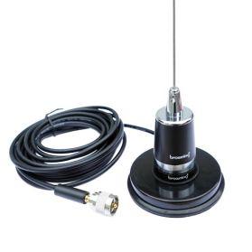 Marine Radio Browning Long Range Magnet Mount Antenna