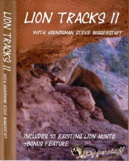 Lion Tracks 2 DVD With Steve BiggerStaff