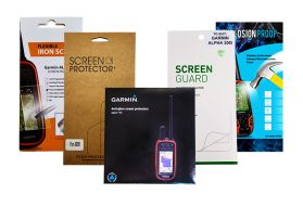 Screen Protectors for Garmin Alpha or Astro