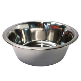 3 Quart Stainless Steel Dog Bowl