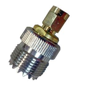 PL 259 to SMA adaptor
