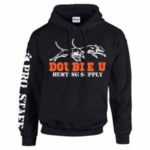 Black Hound Hunting Sweatshirt