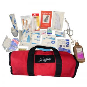 Double U Hunting Dog First Aid Kit