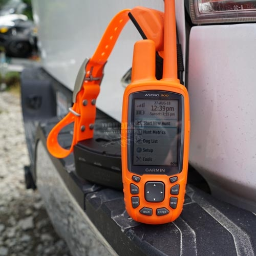 Garmin Astro 900 With T9 Tracking collar