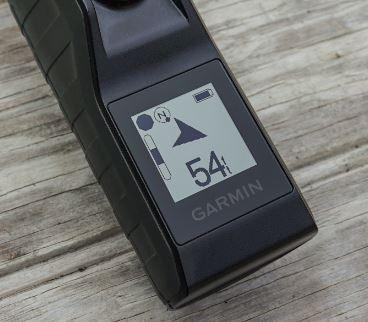 Garmin Pro 550 Tracking